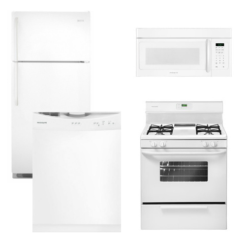 Frigidaire Appliance Package