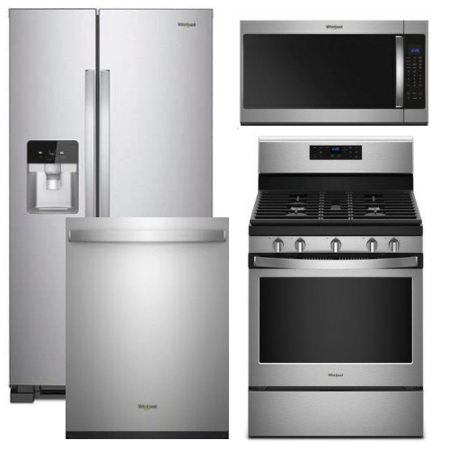 Whirlpool Appliance Package