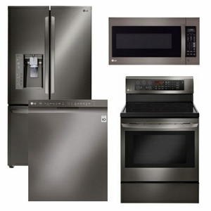 Package LGBD1 - LG Appliance Package - 4 Piece Appliance Package ...