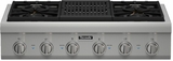 "PCG364NL Thermador 36"" Professional Series Rangetop with (4) Burners & Grill - Stainless Steel"