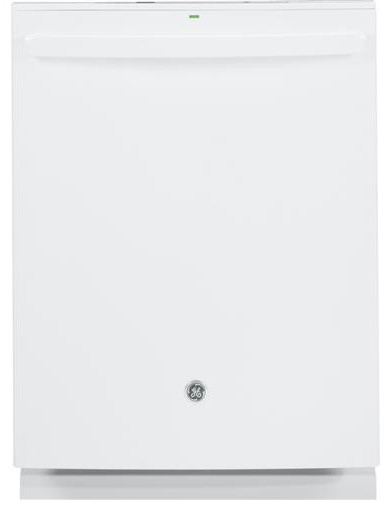 Pdt720sghww Ge Profile 24 Stainless Steel Interior Dishwasher With Hidden Controls White