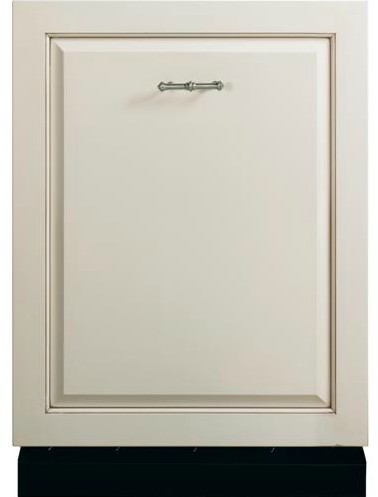 """PDT855SIJII GE 24"""" Profile Series Stainless Steel Interior Dishwasher with Hidden Controls and Wi-Fi Connect - Custom Panel"""