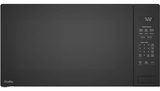 """PEB7227DLBB GE 24"""" Profile Series 2.2 cu. ft. Built-In Microwave with Control Lockout and Sensor Cook - Black"""