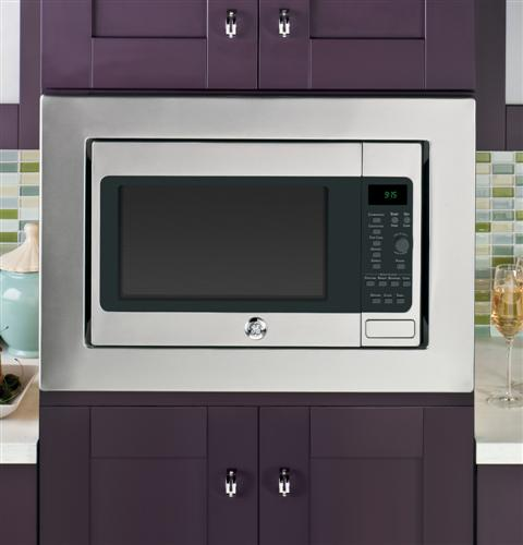 Peb9159sfss Ge Profile Series 1 5 Cu Ft Countertop Convection Microwave Oven Stainless Steel