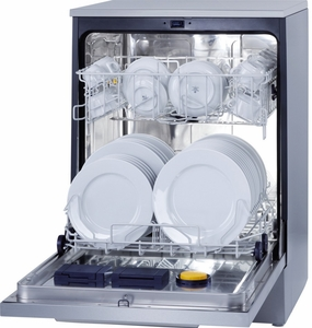 """PG8061U-208 Miele Professional 24"""" Commercial Dishwasher - 208 Volt - ADA Compliant - Stainless Steel"""