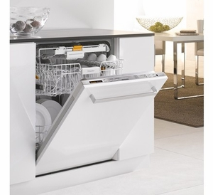 PG8083SCVI Miele ProfiLine Integrated Commercial Grade Dishwasher - 208/240V - Custom Panel