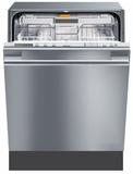 "PG8083SCVI 24"" Miele Futura ProfiLine Integrated Commercial Grade Dishwasher -120V - Custom Panel"