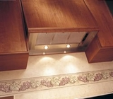 PK22 Series Best Celato Cabinet Hood, Blower & Lighting