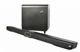 POLKAUDIOSB1+ Premium Home Theater Sound Bar with Wireless Subwoofer and Bluetooth