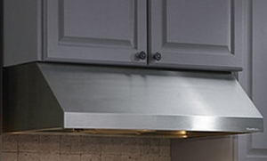 """PRXH18-242SS Vent-A-Hood Pro Series Wall Mount Hood with Dual Blower (600 CFM) 42"""" x 27"""" - Stainless Steel"""