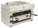 PRZSAL24N BlueStar Counter Salamander Broiler - Stainless Steel