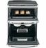 """PS950SFSS GE Profile Series 30"""" Slide-In Double Oven Electric 6.6 Cu. Ft. Convection Range - Stainless Steel"""