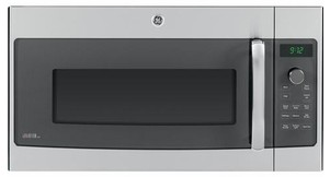 PSA9120SFSS GE Profile Advantium 1.7 Cu Ft 120V Over the Range Microwave/Convection Oven with Halogen Heat - Stainless Steel