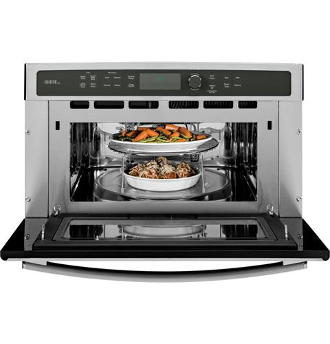"""PSB9120SFSS GE Profile Series Advantium 30"""" Wall Oven with 120V Speedcook Technology - Stainless Steel"""