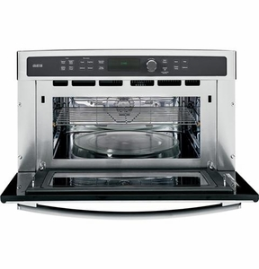"""PSB9240SFSS GE Profile Series Advantium 30"""" Wall Oven with 240V Speedcook Technology - Stainless Steel"""