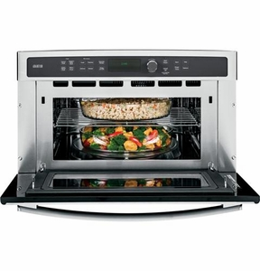 "PSB9240SFSS GE Profile Series Advantium 30"" Wall Oven with 240V Speedcook Technology - Stainless Steel"