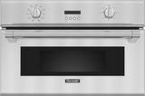 PSO301M Thermadoor Professional Series Steam and Convection Single Oven - Stainless Steel