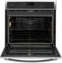 "PT7050SFSS GE Profile Series 30"" Built-In Single Convection Wall Oven - Stainless Steel"