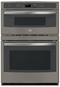 "PT7800EKES 30"" Built-In Convection Oven/ Microwave With 1.7 cu. ft. Capacity and True European Convection - Slate"