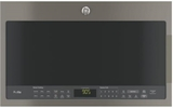 PVM9005EJES GE Series 2.1 Cu. Ft. Over-the-Range Sensor Microwave Oven - Slate