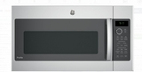 "PVM9179SKSS GE 30"" 1.7 cu. ft. Convection Over-the-Range Microwave with 950 Watts, Chef Connect and Sensor Cooking Controls - Stainless Steel"