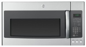 PVM9195SFSS GE Profile™ Series1.9 cu. ft. Over-the-Range Electric Sensor Microwave Oven - Stainless Steel