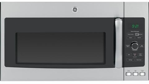 PVM9215SFSS GE Profile Series 2.1 Cu. Ft. Over-the-Range Sensor Microwave Oven - Stainless Steel