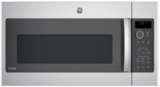 "PVM9215SKSS GE 30"" 2.1 cu. ft. Over-the-Range Microwave with LED Cooktop Lighting and Sensor Cooking Controls - Stainless Steel"