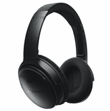 QC35 Bose Quiet Comfort Headphones with Noise Cancellation and 20 Hours Unmatched Battery Life - Black