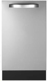 "QDT125SSKSS Haier 18"" Fully Integrated Dishwasher with 7 cycles and  60 dBA - Stainless Steel"