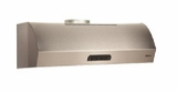 "QP136SS Broan 36"" Evolution Series 1 Under Cabinet Range Hood - Stainless Steel"