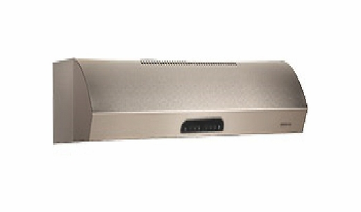 "QP242SS Broan 42"" Evolution Series 2 Under Cabinet Range Hood - Stainless Steel"