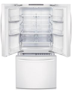 Exceptionnel 30 Inch French Door Refrigerator   White