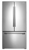 RF260BEAESR Samsung 25.5 cu. ft. French Door Refrigerator with Filtered Ice Maker - Stainless Steel