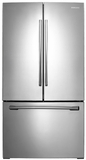 RF261BEAESR Samsung 25.6 Cu. Ft French Door Refrigerator - Stainless Steel