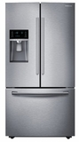 RF28HFEDBSR Samsung 28 cu. ft. French Door Refrigerator - Stainless Steel