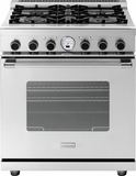 "RN301SCSS Superiore 30"" NEXT Duel Fuel Range with Cool Flow System and Self Clean - Stainless Steel"