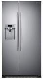 RS22HDHPNSR Samsung 22 cu. ft. Counter Depth Side-By-Side Refrigerator - Stainless Steel