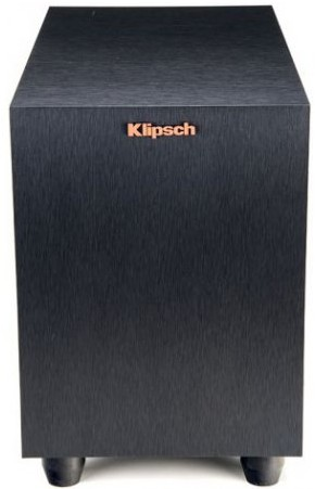 RSB6 Klipsch  True 2-Way Bi-Amplified Sound Bar with Wireless Subwoofer and Virtual Surround Mode - Black