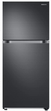"RT18M6215SG Samsung 29"" Top-Freezer Refrigerator with FlexZone and Twin Cooling Plus - Black Stainless Steel"