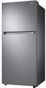 """RT18M6215SR Samsung 29"""" Top-Freezer Refrigerator with FlexZone and Twin Cooling Plus - Stainless Steel"""