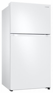 """RT21M6215WW Samsung 33"""" Top-Freezer Refrigerator with FlexZone and Twin Cooling Plus - White"""