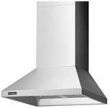 """RVCH330SS Viking 30"""" Chimney Wall Hood - Stainless Steel"""