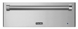 "RVEWD330SS Viking 30"" Warming Drawer with Removable Racks and Moisture Cup - Stainless Steel"