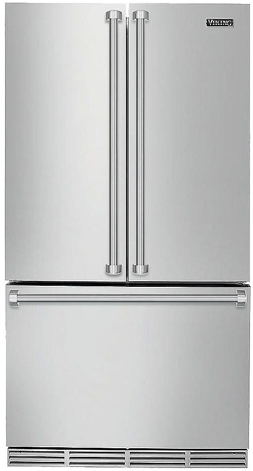door refrigerator french