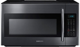 Samsung Black Stainless Steel Microwaves