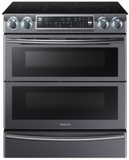 Samsung Black Stainless Steel Ranges