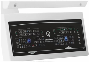 """SF7000WE Speed Queen 27"""" Electric Laundry Center with 9 Preset Washer Cycles and 7 Preset Dryer Cycles - White"""
