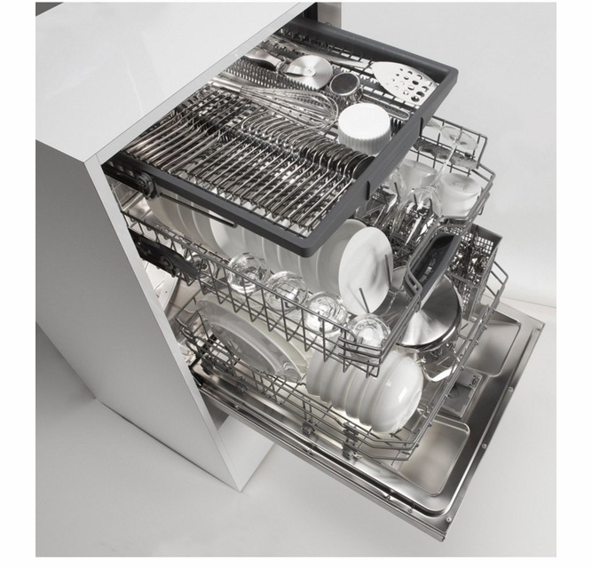 She68tl5uc Bosch 800 Series 24 Recessed Handle Dishwasher