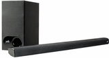 SIGNAS1 Polk Audio Universal TV Sound Bar and Wireless Subwoofer System with Voice Adjust Technology and Performance Tuned Surround Sound - Black